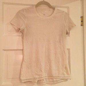 EUC Lululemon White T-Shirt 2
